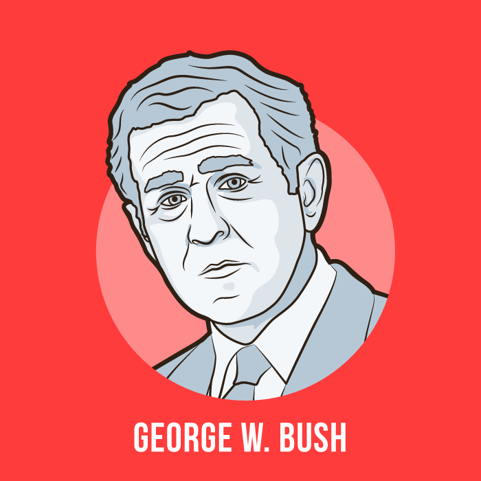 illustration-george-w-bush