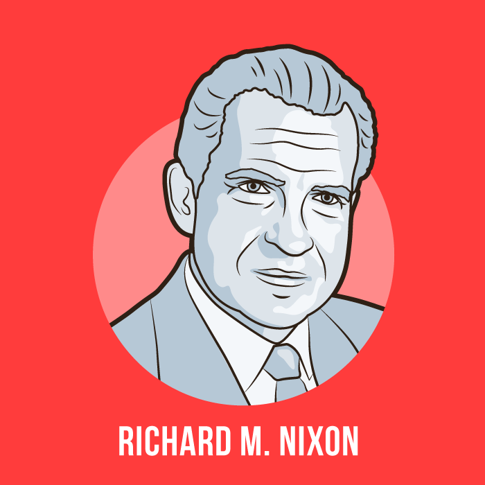 illustration-richard-m-nixon